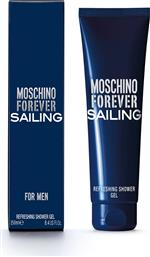 FOREVER SAILING SHOWER GEL 250 ML - 6N27 MOSCHINO