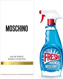 FRESH COUTURE EDT 100 ML - 6R32 MOSCHINO
