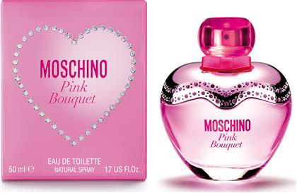 PINK BOUQUET EDT 50 ML - 6L30 MOSCHINO