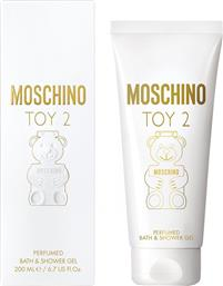 TOY 2 PERFUMED BATH & SHOWER GEL 200 ML - 6V48 MOSCHINO