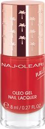 OLEO GEL NAIL LACQUER 22 LACQUER RED 8 ML - 587022 NAJ-OLEARI