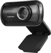 NKI-1671 LORI FULL HD 1080P MANUAL FOCUS WEBCAM NATEC
