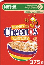 ΔΗΜΗΤΡΙΑΚΑ HONEY CHEERIOS (375G) NESTLE