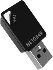 A6100 AC600 WIRELESS DUAL BAND USB ADAPTER NETGEAR