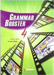 GRAMMAR BOOSTER 4 STUDENT'S BOOK NEW EDITIONS