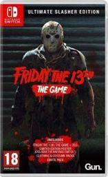 NSW FRIDAY THE 13TH: THE GAME - ULTIMATE SLASHER EDITION NIGHTHAWK INTERACTIVE