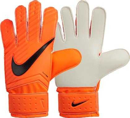 MATCH GOALKEEPER FOOTBALL GLOVES GS0344-803 ΠΟΡΤΟΚΑΛΙ NIKE