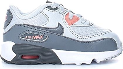 6d6718113a9 ΒΡΕΦΙΚΑ ΑΘΛΗΤΙΚΑ ΠΑΠΟΥΤΣΙΑ AIR MAX 90 MESH (PS) ΛΕΥΚΑ-ΓΚΡΙ NIKE