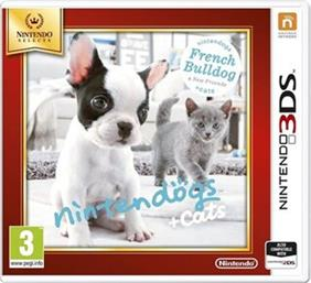 GS + CATS: FRENCH BULLDOG AND NEW FRIENDS SELECTS - 3DS/2DS GAME NINTENDO