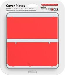 NEW 3DS COVERPLATE - ΚΟΚΚΙΝΟ NINTENDO