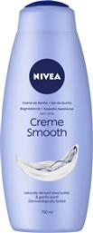ΑΦΡΟΛΟΥΤΡΟ CREME SMOOTH 750ML NIVEA