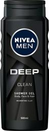 ΝΤΟΥΣ GEL DEEP MEN (500 ML) NIVEA