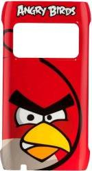 HARD COVER CC-5000 ANGRY BIRDS FOR N8 RED NOKIA