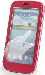 CASE SMART VIEW FOR LG L FINO D290N RED OEM