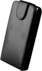 SLIGO LEATHER CASE FOR SAMSUNG S5222 STAR 3 DUOS BLACK OEM