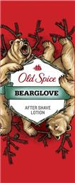 BEARGLOVE AFTER SHAVE LOTION ΓΙΑ ΜΕΤΑ ΤΟ ΞΥΡΙΣΜΑ 100ML OLD SPICE