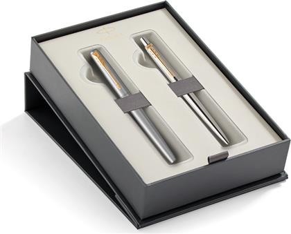 JOTTER CORE STAINLESS STEEL GT SET [RB-BP] PARKER