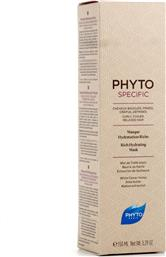 PHYTO SPECIFIC RICH HYDRATING MASK ΠΛΟΥΣΙΑ ΕΝΥΔΑΤΙΚΗ ΜΑΣΚΑ ΜΑΛΛΙΩΝ 150ML PHYTO PARIS