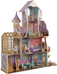ΚΟΥΚΛΟΣΠΙΤΟ KIDKRAFT ENCHANTED GREENHOUSE CASTLE POLIHOME