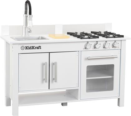 LITTLE COOK'S KIDKRAFT WORK STATION KITCHEN POLIHOME