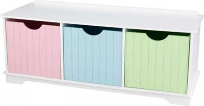 ΠΑΓΚΑΚΙ NANTUCKET STORAGE KIDKRAFT POLIHOME