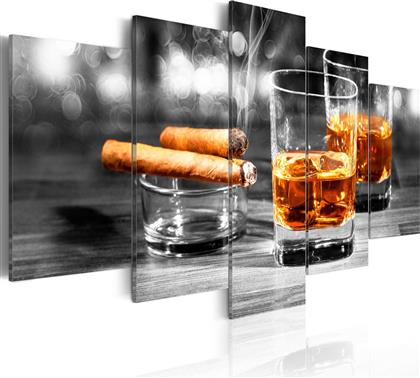 ΠΙΝΑΚΑΣ - CIGARS AND WHISKEY 200X100 POLIHOME