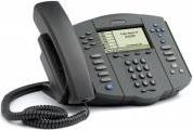 SOUNDPOINT IP 601 6-LINE SIP PHONE WITH BUILT-IN POE POLYCOM