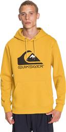SQUARE ME UP SCREEN FLEECE EQYFT04203-YLV0 ΚΙΤΡΙΝΟ QUIKSILVER
