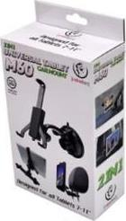 M60 TABLET CAR HOLDER 2IN1 REBELTEC