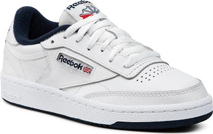 ΠΑΠΟΥΤΣΙΑ - CLUB C 85 AR0457 WHITE/NAVY REEBOK