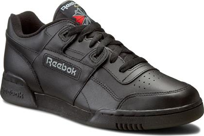 ΠΑΠΟΥΤΣΙΑ - WORKOUT PLUS 2760 BLACK/CHARCOAL REEBOK
