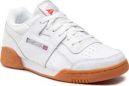 ΠΑΠΟΥΤΣΙΑ - WORKOUT PLUS CN2126 WHITE/CARBON/RED/ROYAL REEBOK