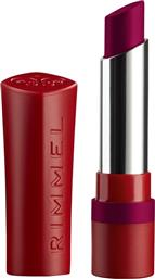 THE ONLY ONE MATTE LIPSTICK 810 THE MATTE FACTOR RIMMEL