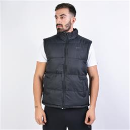 MEN'S PADDED GILET CONCEALED VEST (9000039966-001) RUSSELL ATHLETIC