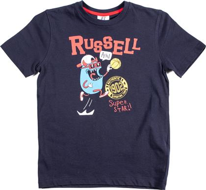 ATHLETIC RSL0928-203 ΜΠΛΕ RUSSELL