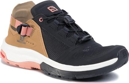 ΜΠΟΤΑΚΙΑ ΠΕΖΟΠΟΡΙΑΣ - TECH AMPHIB 4 W 409928 23 VO BLACK/BISTRE/TAWNY ORANGE SALOMON