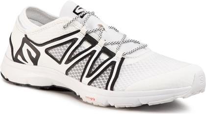 ΠΑΠΟΥΤΣΙΑ - CROSSAMPHIBIAN SWIFT 2 406833 34 V0 WHITE/WHITE/BLACK SALOMON