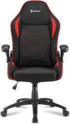 ELBRUS 1 GAMING CHAIR BLACK/RED SHARKOON