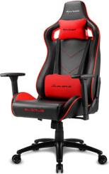 ELBRUS 2 GAMING CHAIR BLACK/RED SHARKOON