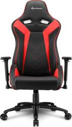 ELBRUS 3 GAMING CHAIR BLACK/RED SHARKOON