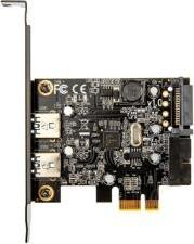 SST-EC04-E PCIE-CARD FOR 2 INT./EXT. USB3.0-PORTS SILVERSTONE