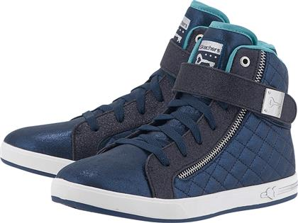 SHOUTOUTS - QUILTED CRUSH 84308LNVY - 00455 SKECHERS