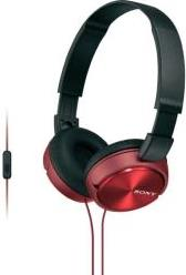 MDR-ZX310APR HEADPHONES RED SONY