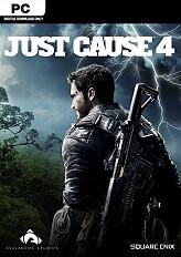 JUST CAUSE 4 SQUARE ENIX