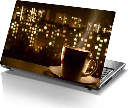 ΑΥΤΟΚΟΛΛΗΤΟ LAPTOP COFFEE CUP STICKY