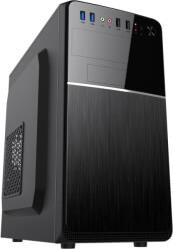 CASE FC-CH25M MID-TOWER BLACK SUPERCASE