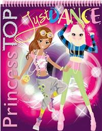 TOP PRINCESS: JUST DANCE 1 ΒΙΟΛΕΤΙ SUSAETA