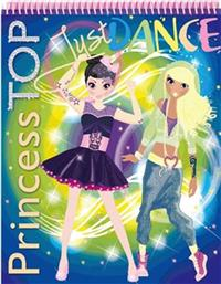 TOP PRINCESS: JUST DANCE 2 ΜΠΛΕ SUSAETA