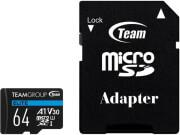 TEAUSDX64GIV30A103 MICRO SDXC - ELITE A1 V30 64GB-XC (U3) TEAM GROUP