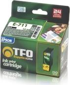 INK E-711 BLACK ΣΥΜΒΑΤΟ ΜΕ EPSON T0711 14ML TFO